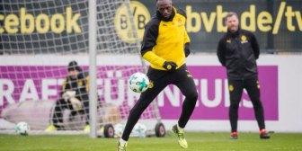 Usain Bolt inició su carrera como futbolista en el Borussia Dortmund