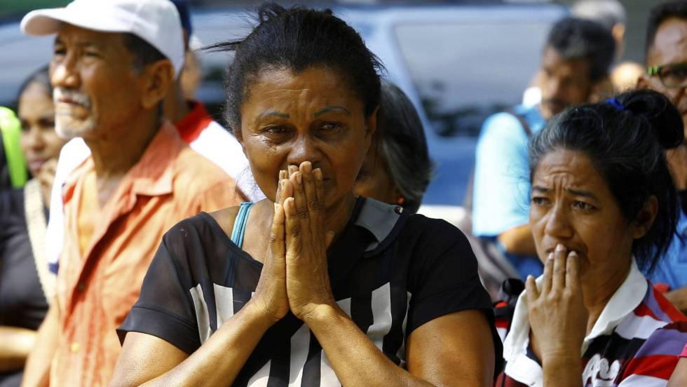 Es inaceptable que no permitan ayuda humanitaria en Venezuela — Santos
