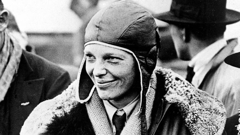 Habrían encontrados restos óseos de Amelia Earhart