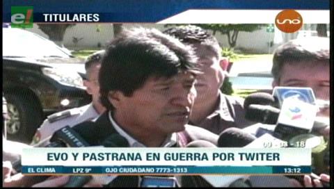 Video titulares de noticias de TV – Bolivia, mediodía del viernes 9 de marzo de 2018