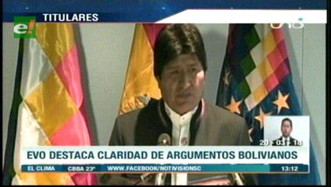 Video titulares de noticias de TV – Bolivia, mediodía del martes 20 de marzo de 2018