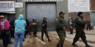 """Leny Chávez: """"La cárcel de Palmasola es una bomba"""""""