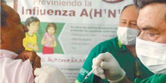 Alerta en los valles por muerte de un hombre por influenza