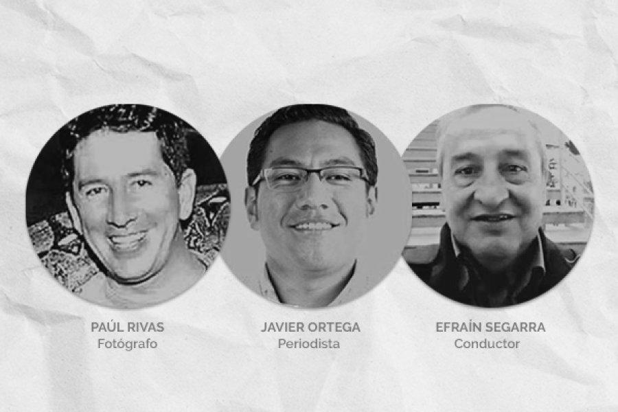 Asesinato de periodistas de El Comercio estremece reunión de la SIP