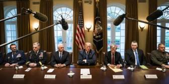 Siria, cortina de humo para tapar a Trump