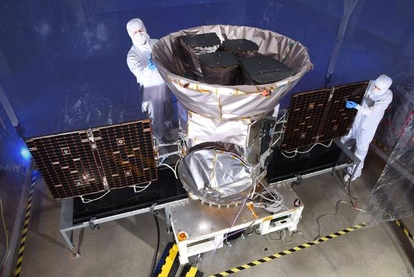 Lanzan nuevo telescopio