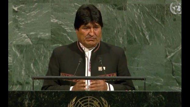 Presidente de Bolivia asistirá a foro indígena de la ONU en Nueva York
