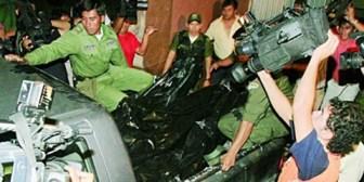 Matar al prójimo en el Hotel Las Américas no es mérito: Excomandante de la Policía Boliviana