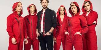 'La casa de papel' tendrá una nueva temporada en Netflix