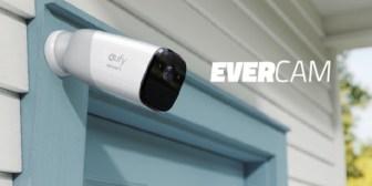 EverCam, una cámara de seguridad inalámbrica con un año de autonomía