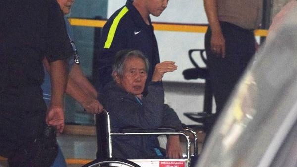 Expresidente Fujimori asistiría a la audiencia por caso Pativilca