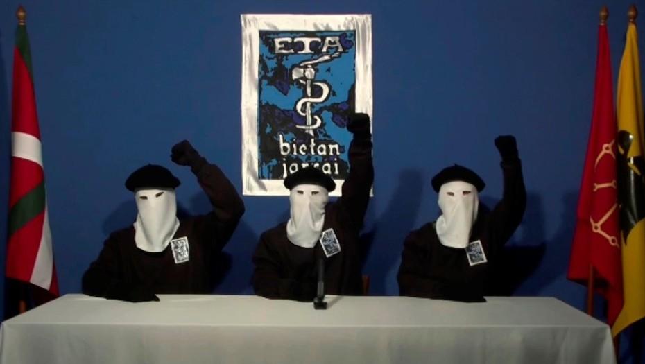 ETA se disculpa con las víctimas de sus actividades