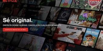 Netflix planearía adquirir salas de cine para proyectar sus películas