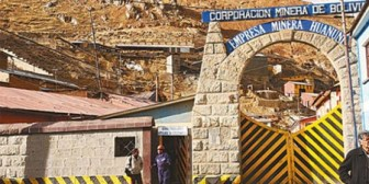 Jukus saqueaban minerales por las chimeneas