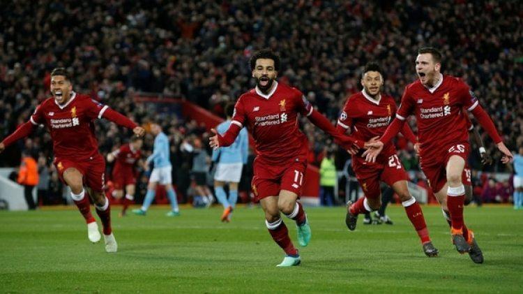 Con Klopp, Liverpool le ganó tres veces al Manchester City en la temporada (Reuters)
