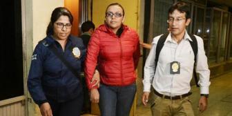 Cochabamba. Aprehenden a la Responsable del Proceso de Contratación para la adquisición de mochilas