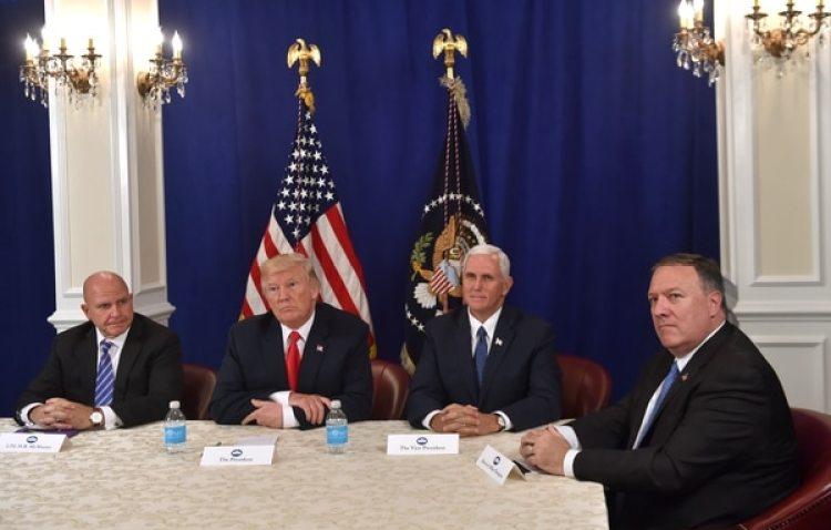 Donald Trump propuso a Mike Pompeo como secretario de Estado (AFP)