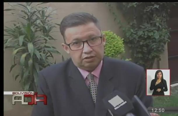 Fiscalía apela detención domiciliaria de Leyes — Caso mochilas