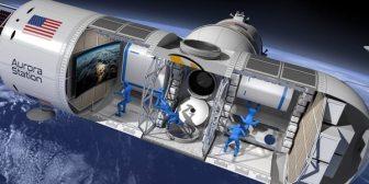 Un hotel espacial espera recibir a los primeros huéspedes en 2022 por un costo de casi USD 800.000 la noche