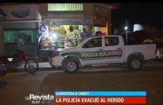 Hombre es atropellado y abandonado en la carretera La Paz-Oruro