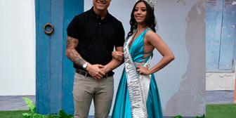 Daniela Gómez es la reina de Fexpo Charagua 2018