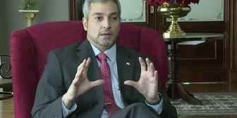 Mario Abdo Benítez, presidente electo de Paraguay, en exclusiva: Me han atacado por mi pasado