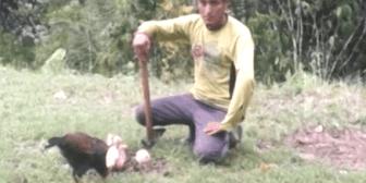 La Paz: Padrastro asesino dice estar poseído por un demonio