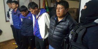 Oruro. Atrapan a 5 ladrones en un prostíbulo, gastaban el dinero del último robo