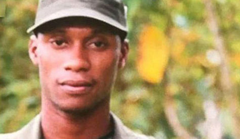 """Walter Patricio Arizala Vernaza, alias """"Guacho"""", es un ecuatoriano de quien se tienen pocos datos y se cree que cuenta 27 años"""