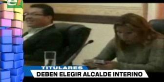 Video titulares de noticias de TV – Bolivia, mediodía del lunes 23 de abril de 2018