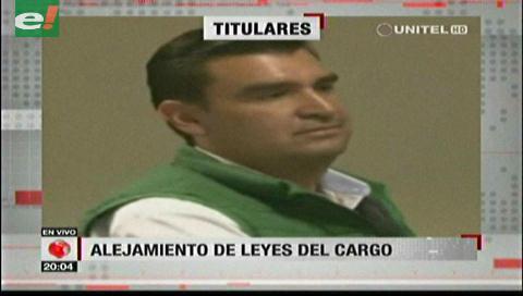 Video titulares de noticias de TV – Bolivia, noche del miércoles 25 de abril de 2018