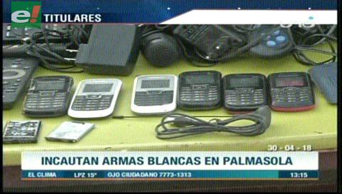 Video titulares de noticias de TV – Bolivia, mediodía del lunes 30 de abril de 2018