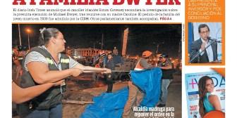 Portadas de periódicos de Bolivia del jueves 19 de abril de 2018