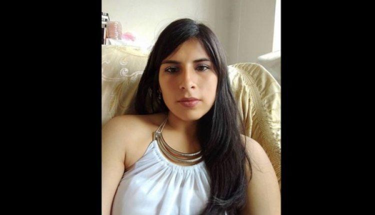 Eyvi Ágreda Marchena sufrió quemaduras en el 60 por ciento del cuerpo (Facebook)