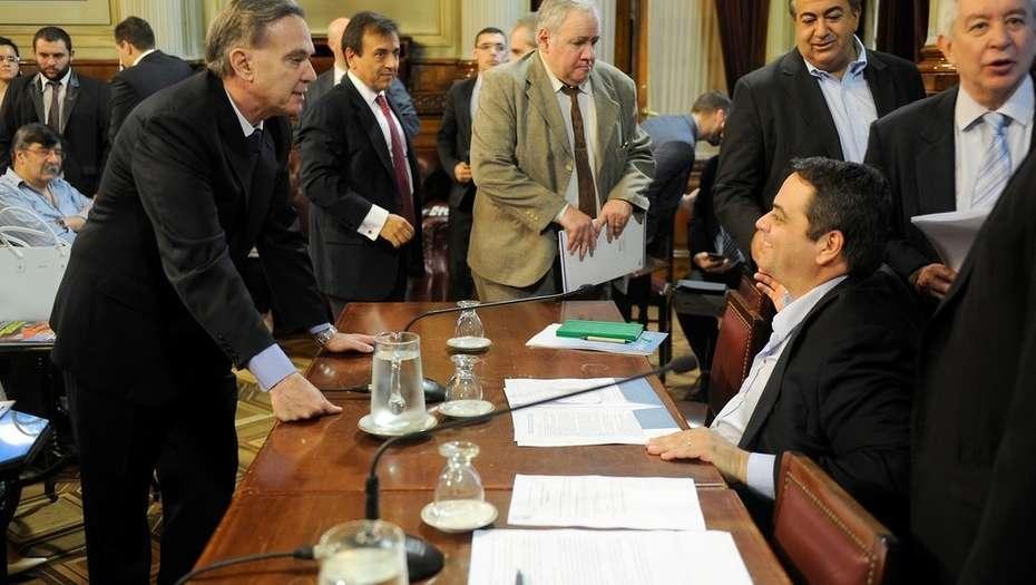 Pablo Moyano no descarta un paro general contra el proyecto — Reforma laboral