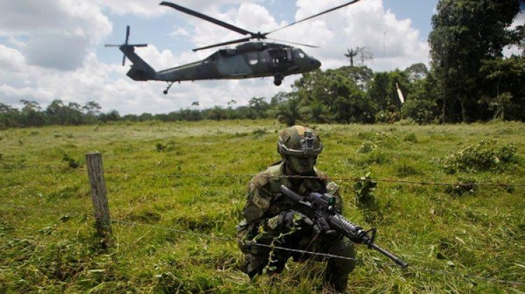 """El Ejército busca a """"Guacho"""" y su grupo en la frontera (Reuters)"""