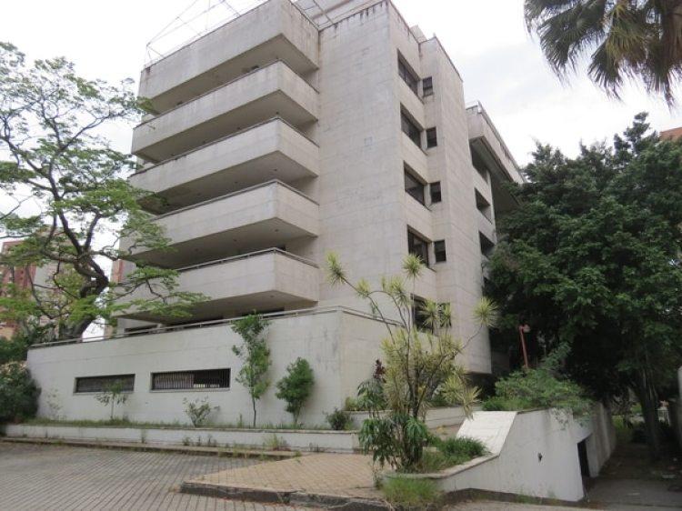 Edificio Mónaco en El Poblado, donde vivía la familia de Pablo Escobar