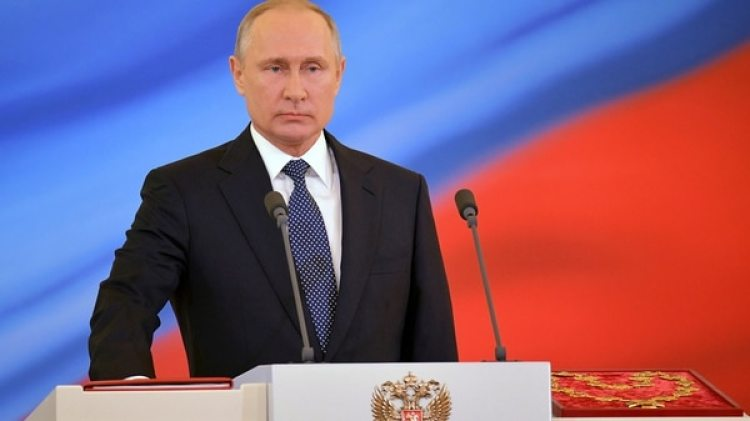 Vladimir Putin, presidente de Rusia (Reuters)
