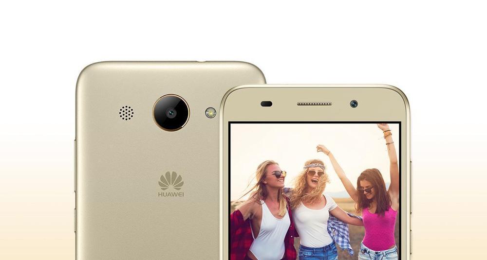 Carcasa del Huawei Y3 2018