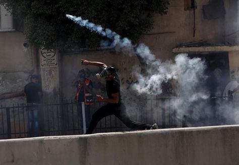 Israel bombardeó la Franja de Gaza