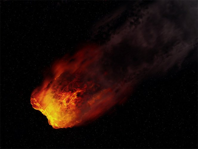 El asteroide que tiene un volumen de unos 100 metros se acercará a la Tierra hasta la mitad de la distancia de la Luna este martes 15 de mayo - Foto: Pixabay