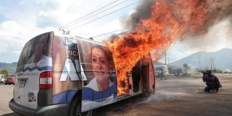 La violencia narco y los asesinatos de candidatos marcan las elecciones en México