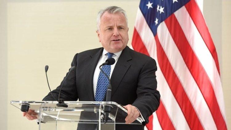John J. Sullivan, vicesecretario de Estado de EEUU