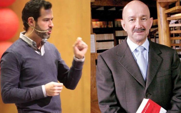 Emiliano Salinas es uno de los tres hijos del primer matrimonio del ex presidente Carlos Salinas.