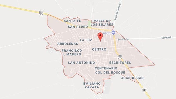 La zona de los descubrimientos se encuentra en el llamado altiplano potosino.