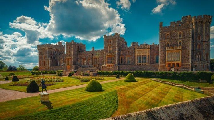 """El castillo de Windsor, uno de los escenarios elegidos para celebrar la """"Royal Wedding"""""""