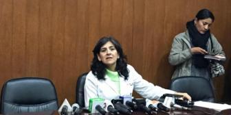 Examen médico establece que alcalde Leyes tiene un tumor en la vesícula