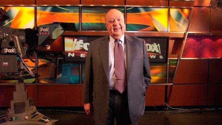 El ex director ejecutivo de la cadena, Roger Ailes, fue el primero en renunciar por las denuncias de acoso sexual en su contra (AP)