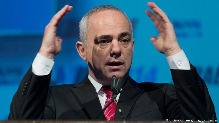 Yuval Steinitz (picture-alliance/dpa/J. Hollander)
