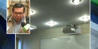 Ministro Alarcón explicará el alza de tarifas de luz